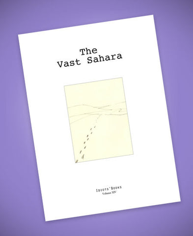 The Vast Sahara