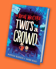 Two's A Crowd - hardcover