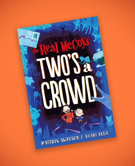 Two's A Crowd - Preorder