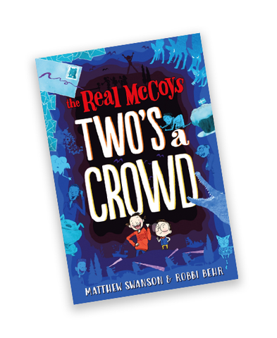 Two's A Crowd - softcover