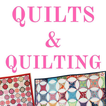 Quilts and quilting in the hoop