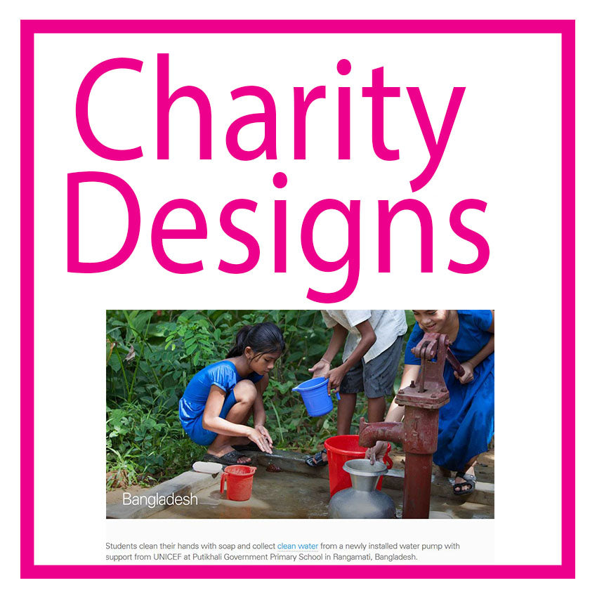 machine embroidery designs charity