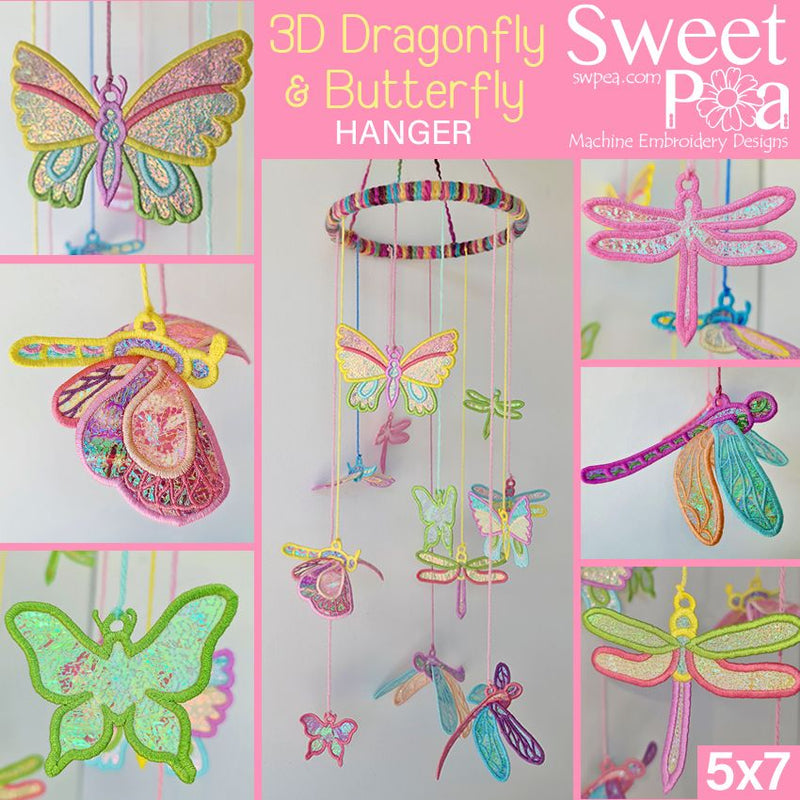 Mylar Embroidery Sheets - 2PACK