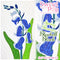 Bluebells Flower Block Add-on 5x7 6x10 8x12
