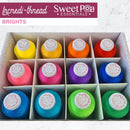Incredi-thread™ 1000M/1100YDS 12 Pack - Brights