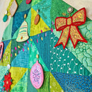 Christmas Tree (Floating) Quilt 4x4