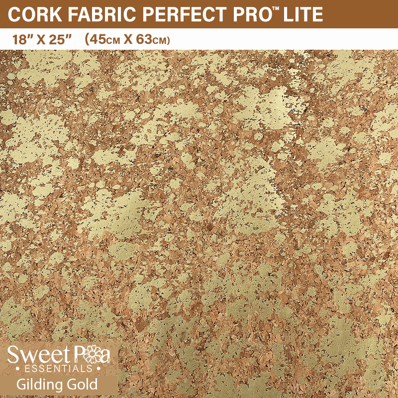 Perfect Pro™ Lite Cork - Gilding Gold 0.4mm