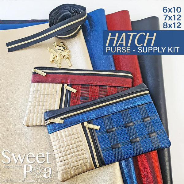 Hatch Purse Supply Kit