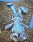 Easter Bunny Stuffed Toy 5x7 6x10 7x12 9.5x14