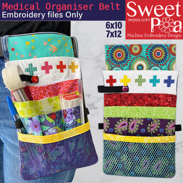 MEDICAL ORGANISER BELT (FILES ONLY)