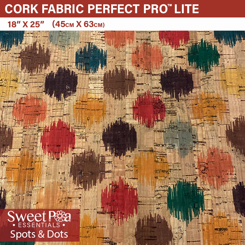 Perfect Pro™ Lite Cork - Spots and Dots 0.4mm