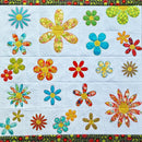 Flower Quilt Sewing Pattern - Sew Sweet Pea