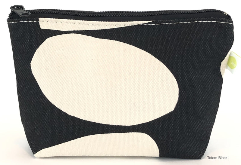 Black Totem Small Travel Pouch