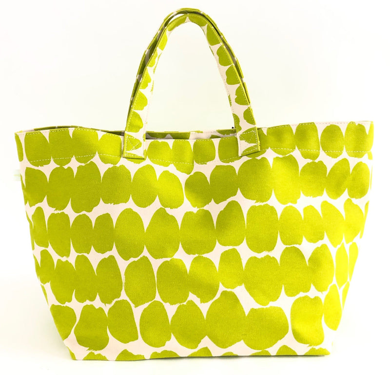 Apple Square Tote