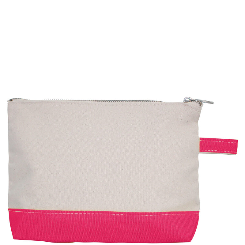 Makeup Bag Hot Pink