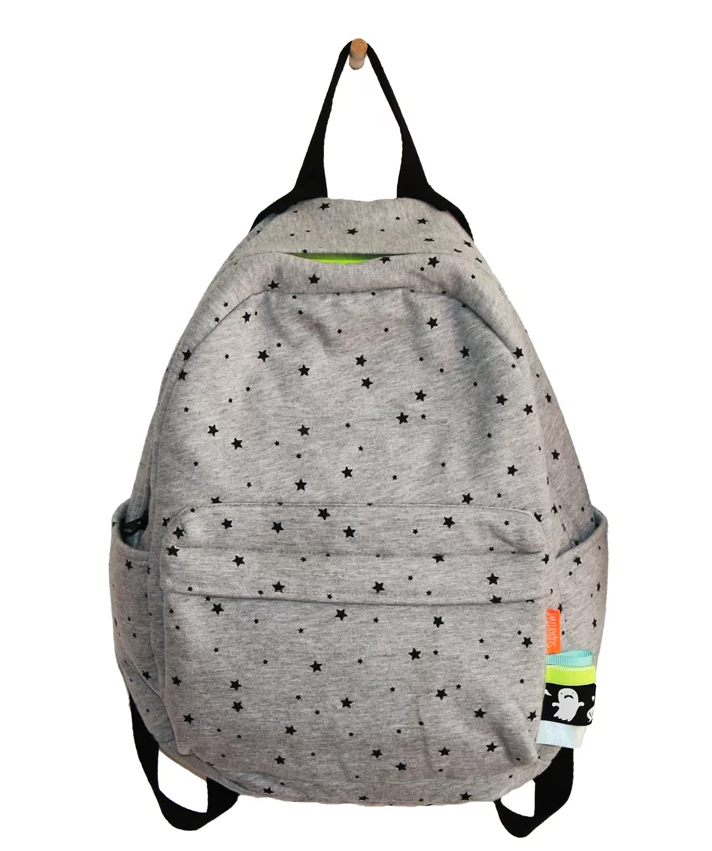 Grey Star Backpack