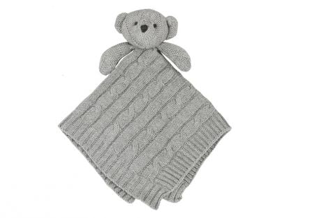 Grey Bear Binkie