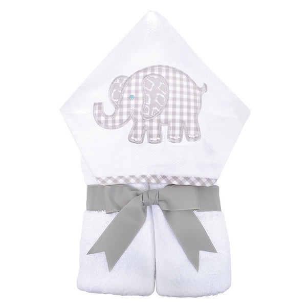 Grey Elephant Towel