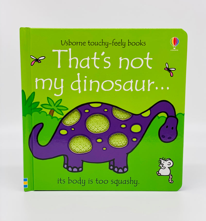 That's Not My Dinosaur Book