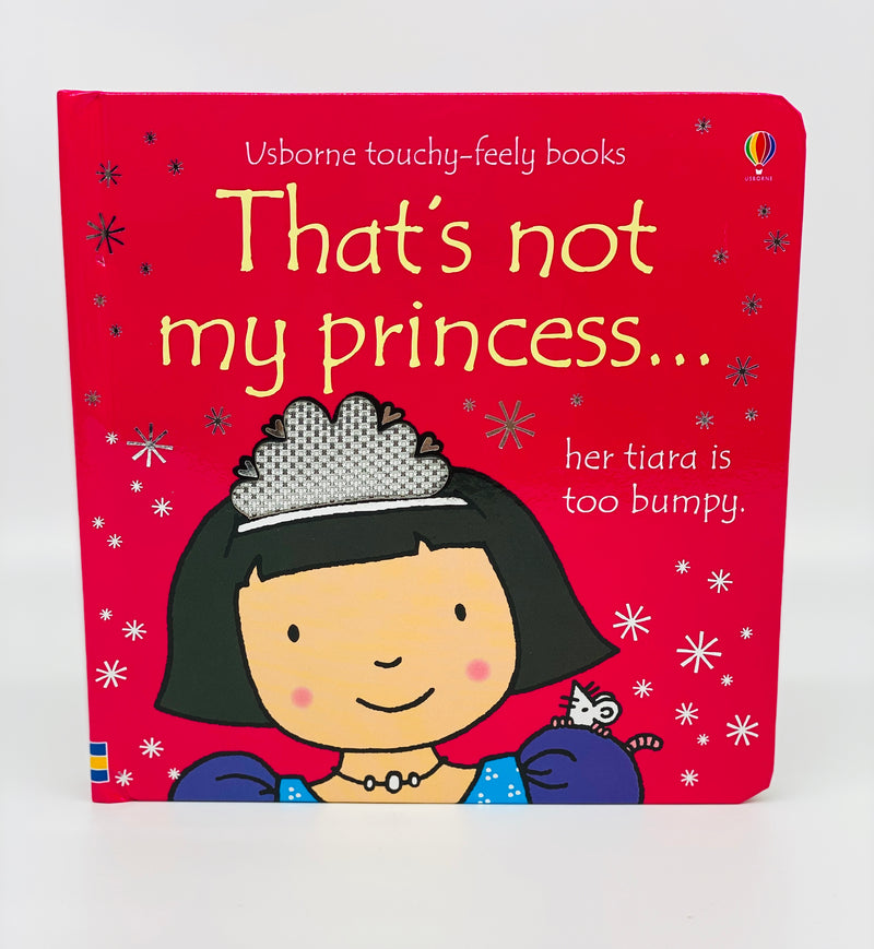 That's Not My Princess Book
