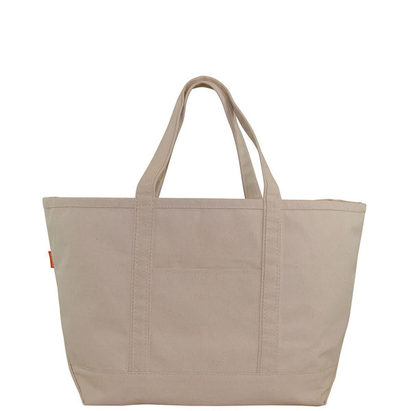 Large Boat Tote Natural