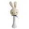 Rattle Stick | Navy Baby Bunny
