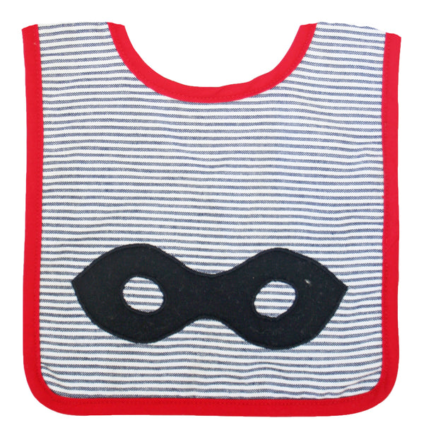 Super Hero Bib