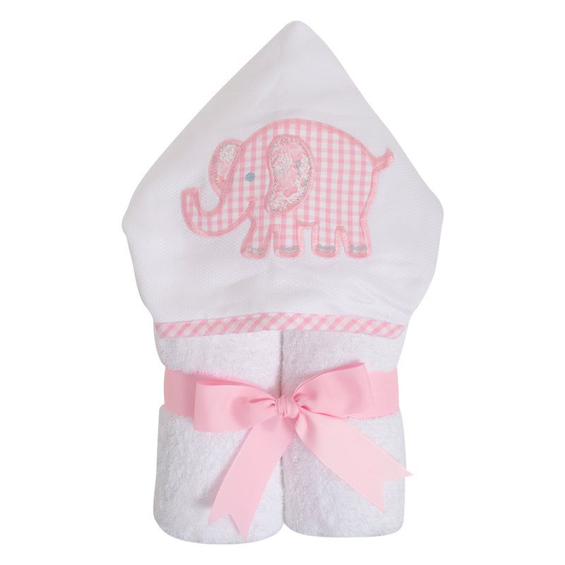 Pink Elephant Towel