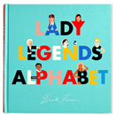 Alphabet Book | Lady Legends