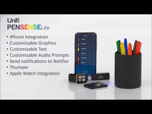 PenSense is the ultimate Color Matching System. PenSense will notify you via your wireless earpiece, Thumper or Notifier once the spectator has selected a pen, designed for magicians & mentalists.
