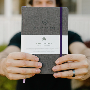 The Daily Kairos Journal 4-Pack (Most Popular)