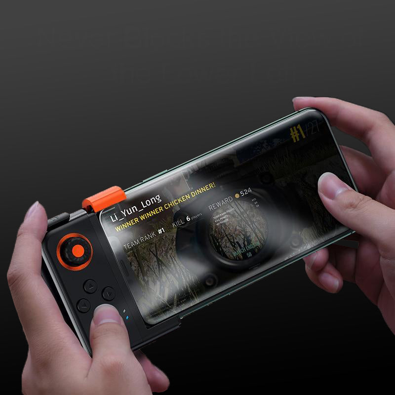 Baseus -  GAMO Mobile Game One-Handed  Joystick (Bluetooth)