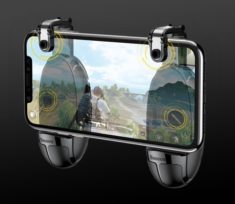 Mobile Gaming Controller Gamepad Joystick for PUBG / COD / Fortnite