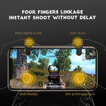 Load image into Gallery viewer, Mobile Phone Controller Joystick Trigger For PUBG / COD / Fortnite