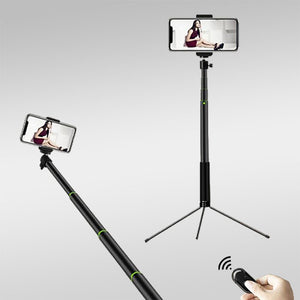 COMICA - 10 Inch Ring Light with Tripod Stand (for Live Stream/ YouTube)