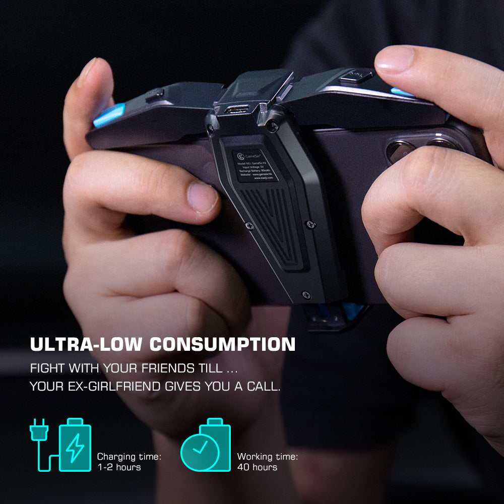 GameSir - F4 Falcon Mobile Gaming Controller (Zero latency)