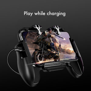 Choifoo - Adjustable Joystick with Cooling Fan