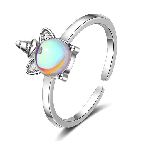 collection bague licorne