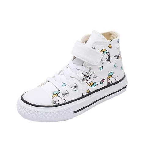 Collection chaussures licorne