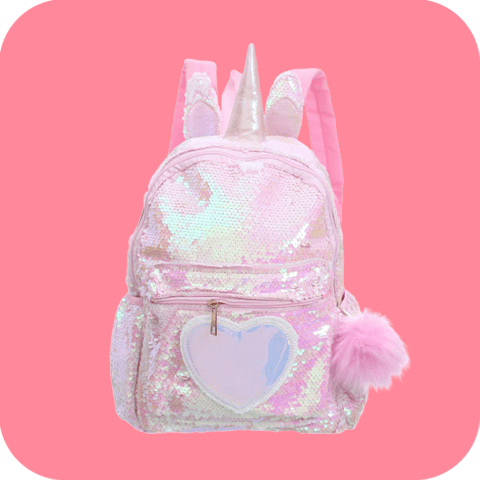 Collection sacs licorne