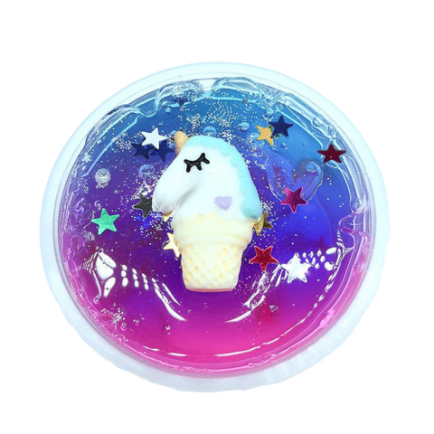 Collection slime licorne