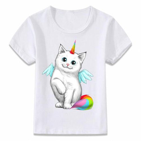 Collection t-shirt licorne
