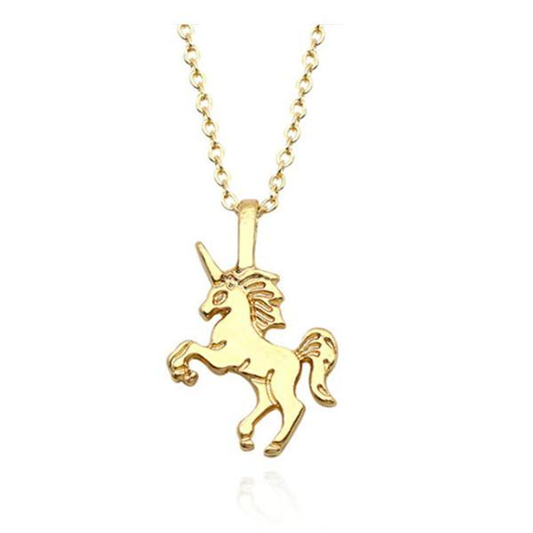 Collier Licorne Enfant