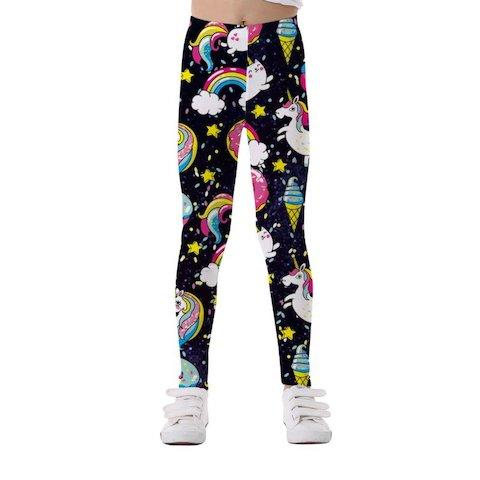 Pantalon Legging Licorne Galaxy