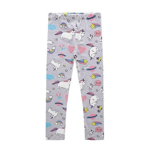 Pantalon Licorne Enfant Kawaii Galaxy