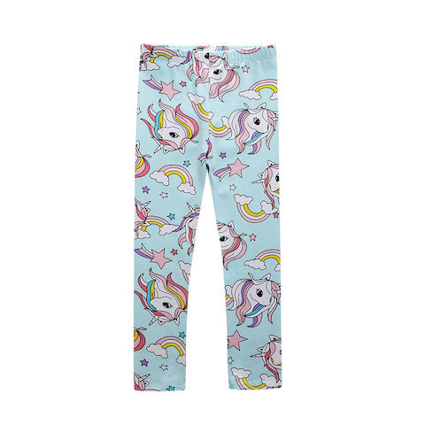 Pantalon Licorne Enfant Kawaii