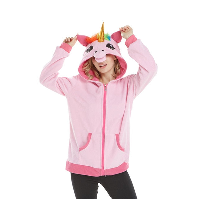 Sweat Licorne Ado