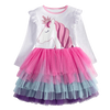 Robe Licorne Princesse Manches Longues
