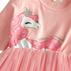 Robe Princesse Licorne Rose | Licorne Kawaii
