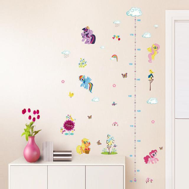 Stickers Enfant Mesure Licorne